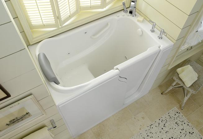 Safe Bathroom Solutions Created For Seniors